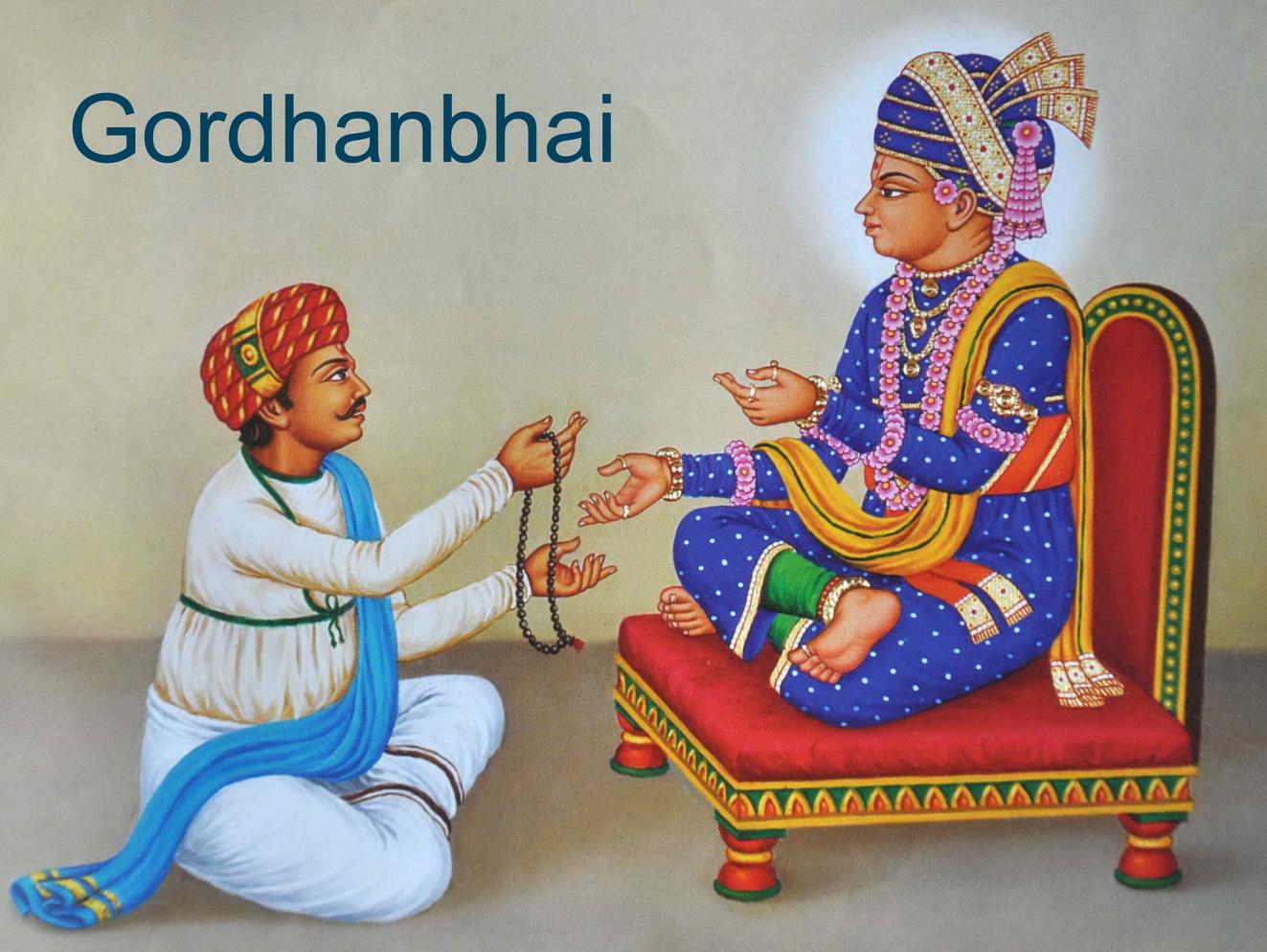 GORDHANBHAI