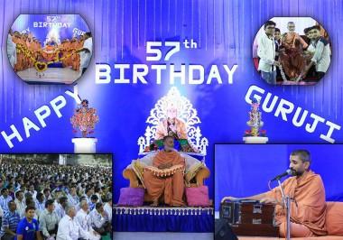 GURUJI BIRTHDAY